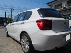BMW120i完成