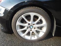 BMW Z4 アルミ